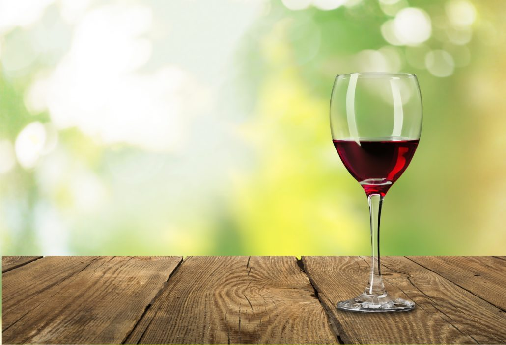 Wine glass synthesis chalcones derivatives synthesis