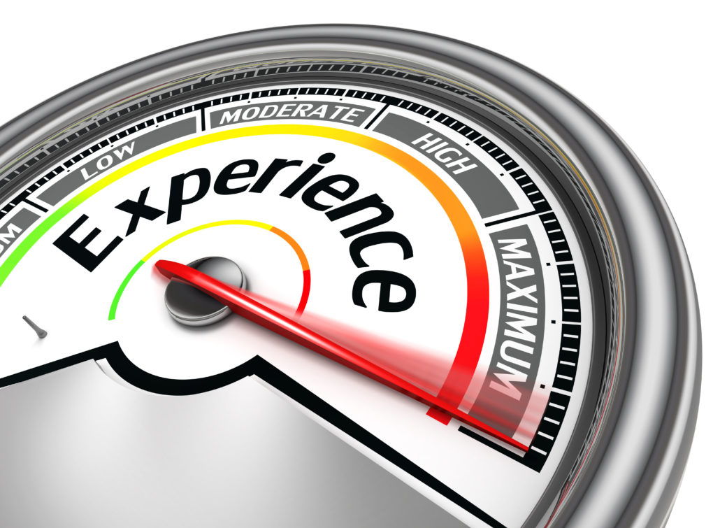 it s all about the experience wilson growth partners